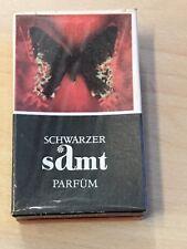 leere DDR Schachtel FLORENA - Schwarzer Samt - Parfum