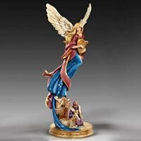 GALLERY MARKETING GROUP ULC Sleep in Heavenly Peace Nativity Angel Figurine