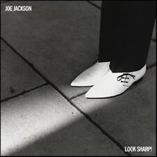 JOE JACKSON - LOOK SHARP CD ~ IS SHE REALLY GOING OUT WITH HIM? ++++ 70's *NEW*