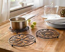 Pfannenschutz 3er Set Filz Ø 38cm Topfschutz  Pfannen Untersetzer Töpfe Küche