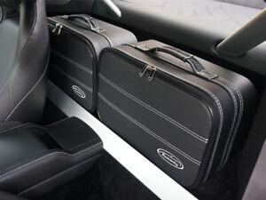 Aston Martin Vantage V8 Luggage Baggage Bag Case Back Seat Set COUPE ONLY