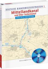 Mittellandkanal und Elbe Seitenkanal Dortmund-Ems-Kanal Binnenwasserstraßen 1