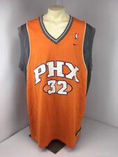 Nike Phoenix Suns MBA Orange Jersey Amare Stoudemire #32 4XL Lngth +2 Authentic
