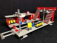 Lego 7822 Railway Station Train, Zug Eisenbahn