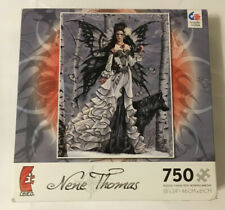 "Nene Thomas Puzzle ""Aveliad"" 750 pieces Ceaco USED"