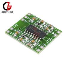 3Pcs PAM8403 Ultra Miniature Digital Power Amplifier Board Class D 2channelsx3W