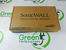 New SonicWall TZ-180 TotalSecure VPN Firewall Security Router 01-SSC-6097