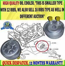Para Nissan Navara Navara D40 Pathfinder D22 2.5 YD25 Enfriador De Aceite Del Motor 12 costillas