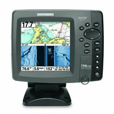 "NEW! Humminbird Boat GPS Chartplotter 407970-1, 798ci SI HD Combo 5"" fish finder"