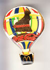 RARE PINS PIN'S .. MC DONALD'S RESTAURANT BALLON HOT AIR BALLOON CAMEROUN ~15