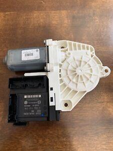 06-10 Volkswagen Passat Driver (FL LH) Door Power Window Motor OEM