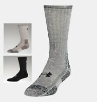 Men's Under Armour UA Charged Wool Boot Socks 2-Pack #124965 FREE SHIPPING