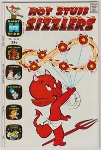 Hot Stuff Sizzlers #48  Sharp Harvey Giant  File Copy Comic!  1972 NM-