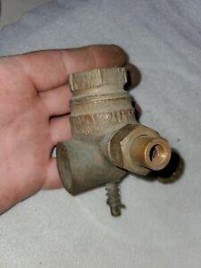 """LUNKENHEIMER 3/4"""" LH FUEL MIXER Hit Miss Gas Engine"""