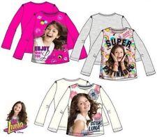 Soy Luna T-Shirt Shirt Oberteil langarm Kinder Disney