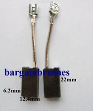 CARBON BRUSHES for MACALLISTER COD211LSM COD251LSM Mitre Saw cod 251 lsm   D124