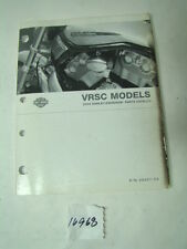 Harley V-Rod VRSCA parts catalog 99457-04 EPS16968