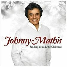 JOHNNY MATHIS - SENDING YOU A LITTLE CHRISTMAS NEW CD