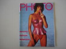 - PHOTO 9/1985 MALINOWSKI/BAUGHMAN/SERGE SIBERT/ENRICO BOSSAN