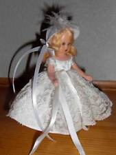 Nancy Ann Storybook Doll ~ #172 Snow Queen