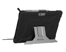 UAG Microsoft Surface Go Feather-Light Rugged [BLACK] Aluminum Stand Case
