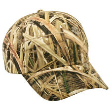Outdoor Cap Camo Structured Hat Max5 Mossy Oak Break Up Blaze Orange Realtree HD