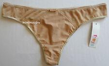 Freya Senses Nude Low Waisted Thong Size XL - AA4770