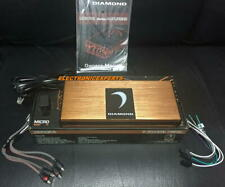 DIAMOND AUDIO Amplifier MICRO5v2 5-Channel Ultra Compact Car Motorcycle 950 Watt