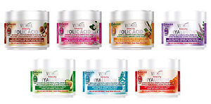 Anti-Wrinkle Face Cream Victoria Beauty Day & Night - Hyaluronic or Folic Acid