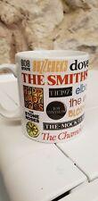 More details for ultimate manchester music madchester cup / mug chameleons doves mock turtles
