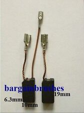 Carbon Brushes to fit Hilti Hammer Drill TE104 TE505 TE-104 TE-35 TE-54 -  D41