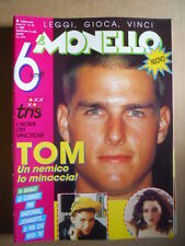 IL MONELLO n°19 1989 Tom Cruise Madonna Tanita Tikaram Faletti  [G420]