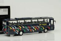 Mercedes-Benz Bus Reisebus  O303-15 RHD 1979 en vogue blau 1:43 Minichamps
