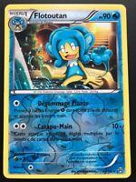 Carte Pokemon FLOTOUTAN 42/162 RARE Reverse XY8 Impulsion TURBO FR NEUF