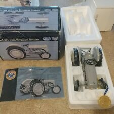 Ertl Precision Series The Ford 9N with Ferguson System 1/16 #352 w/Manual & Box