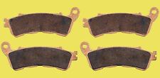 Honda NT700 Deauville sintered front brake pads (2006-2013) 2 x FA388HH type