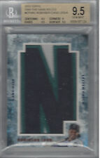 ROBINSON CANO 2015 TOPPS OWN THE NAME RELICS 1/1 #OTN-RC UPD/4 BGS 9.5