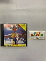 PC Engine Aero Blasters Import US SELLER Complete Free Shipping