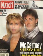 PARIS MATCH N° 2553 - Paul McCartney et la mort de Linda (30 avril 1998)