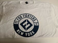 Foo Fighters Msg Nyc Pop Up Xl Xlarge New York Theme Tshirt 2018 Soldout Poster
