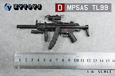 """ZY Toys MP5 A5 TL99 for 12"""" Tall Action Figures ZY-7042D"""