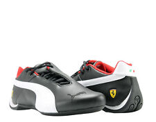 Puma SF Future Cat OG Ferrari Black-White Men's Casual Sneakers 30600602 Size