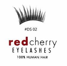 Red Cherry Lashes #DS02 False Eyelashes  Fake Eyelashes