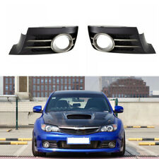 Pair Fog Light Lamp Bezel Cover For 2008-2010 Subaru Impreza WRX STi 57731FG280