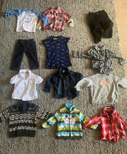 Baby Boys Lot- 18 Months- 12 Pieces