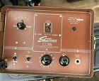 Conn StroboTuner ST2 and Model 915 Crystal Microphone