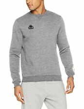 Kappa Isola Mens Sweatshirt, Mens, 302DP7077M-L, Gris Grey, L