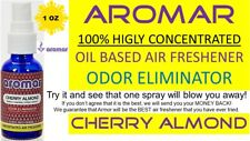 BUY 2 GET 1 FREE 😍 AROMAR 100%HIGHLY CONCENTRATED AIR FRESHENER CHERRY ALMOND 1