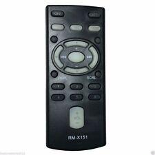 NEW RM-X151 Car CD Remote FOR SONY CDX-F5000 CDX-F5005X CDX-F50M CDX-F5500