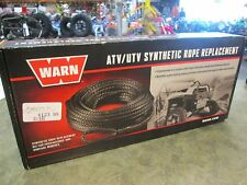 Warn Synthetic Rope Kit Honda Polaris 2500lb 3000lb 3500lb Winch Kit L@@K